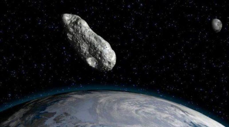 «ناسا»: كويكب ضخم يمر قرب الأرض غدا