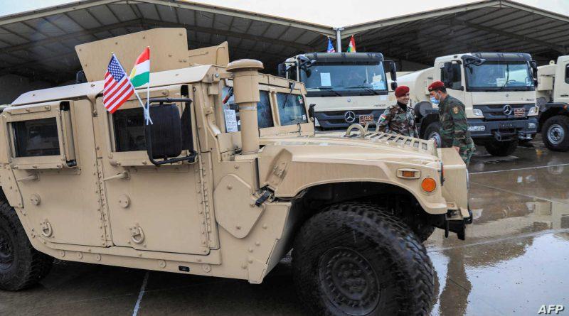 """بعد خبر """"استهداف رتل للتحالف"""" جنوبي العراق.. جنرال أميركي يصحح """"الاعتقاد الخاطئ"""""""