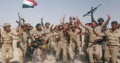 تحية لجيش العراق الباسل في ذكرى تحرير الفاو والانتصار على العدوان الايراني الغاشم