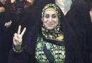 ماجدة التميمي وشارة النصر